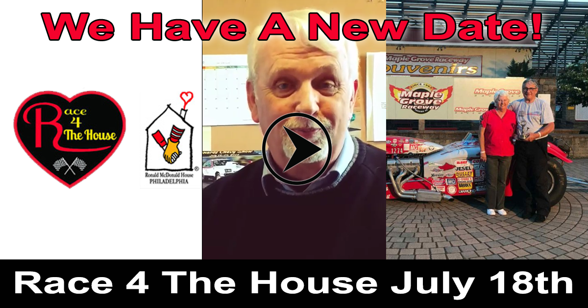 Race 4 The House July 18th