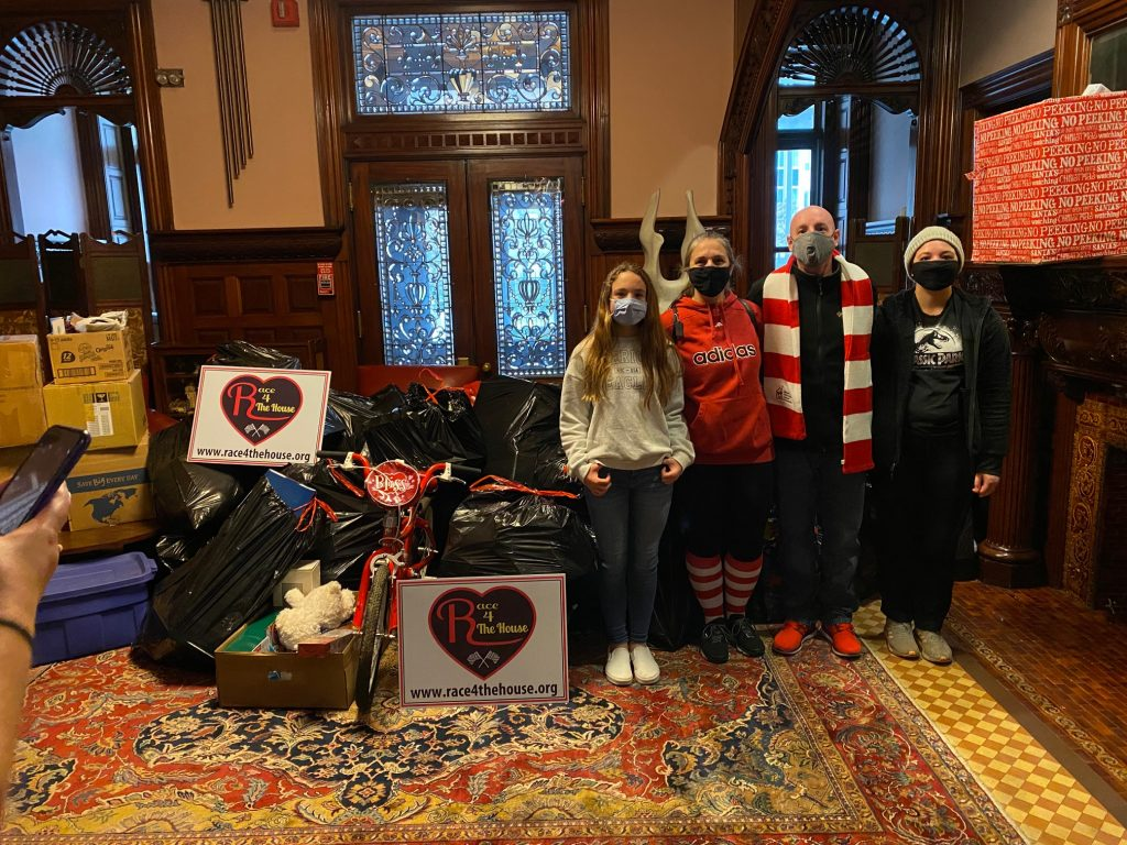 2020 Toy Drive Delivery